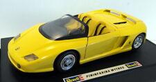 Revell 1/18 Scale diecast - 8834 Ferrari Pininfarina Mythos yellow