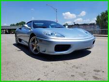 2001 Ferrari 360 Spider F1