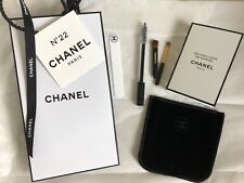 CHANEL ACCESSORIES MINI MAKE UP BRUSH POUCH NO.22 LES EXCLUSIFS EDT PERFUME