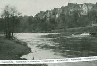 Neustadt an der Waldnaab - Blick auf die Stadt - um 1925               V 5-10