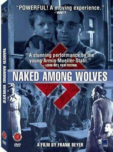 Naked Among Wolves DVD German Movie - Black & White - ENGLISH SUBS - VERY RARE