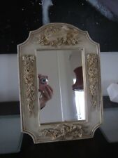 COLLECTABLE RETRO DECORATIVE DUCHESS VANITY MIRROR WITH OLD WORLD CHARM