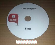 ebooks : Crime and Mystery 1500 + mixed authors in kindle & epub format on Disc