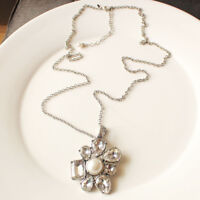 """New 34"""" Premier Designs Pendant Necklace Gift Vintage Lady Party Holiday Jewelry"""