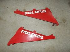 1992 Polaris 350L 4X4 Engine Motor Left Right Side Panels Covers Shields Guards