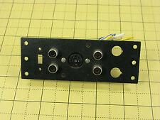 Akai GXC-730D Cassette Deck Repair Part - Record/Play Rear Panel Jack CQ-5034