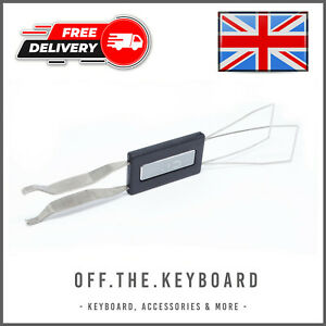 Keycap Puller Switch Steel Puller Wire Gaming Mechanical Keyboard Remover Tool
