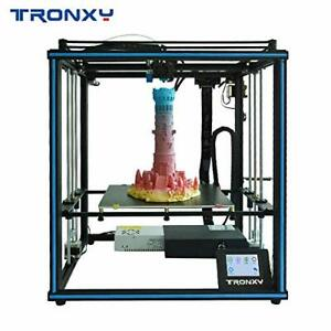 X5SA 3D Printer Metal Square CoreXY Structure Dual Z Axis Stable Large