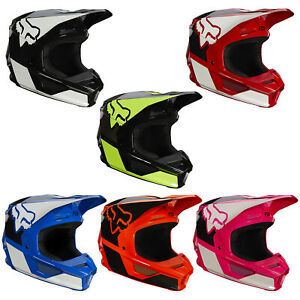 Fox Racing Youth VI Revn Lightweight Riding Helmet MVRS MIPS ECE DOT