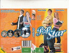 Pop Star-2005-Aaron Carter-Movie-DVD