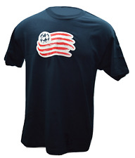 Officially Licensed MLS Primary Logo S/S T-Shirt - New England Revolution