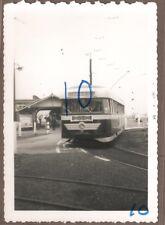"RAILROAD PHOTO 1954 A.C.T TROLLEY, ""MISS AMERICA FLEET"".  10"