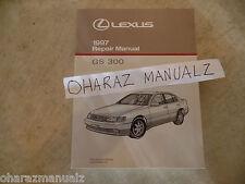 1997 LEXUS GS300 Service Repair Manual OEM