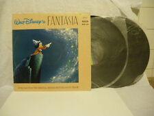 Fantasia Walt Disney  Colonna sonora originale 1969  2 LP 33 Giri  (CAN)
