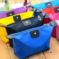 Waterproof Cosmetic Make Up Bag Small Purse Travel Toiletry Organizer Pouch Bags