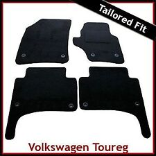 Volkswagen VW Touareg Tailored Fitted Carpet Car Mat (2003 2004..2008 2009) Oval