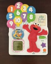 Sesame Street Elmo's World Count 1 - 10 Handheld Electronic Game 2000 Mattel