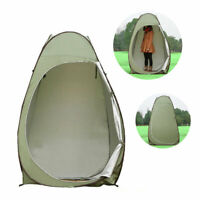 1-2 Person Portable Pop Up Toilet Shower Tent Changing Room Bath Camping Shelter