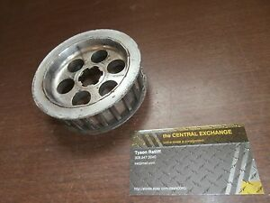 81 82 83 Kawasaki KZ440 KZ 440 G Front Drive Counter Output Belt Sprocket Hub 22