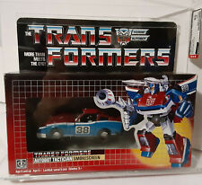 AFA 80 1985 G1 Transformers Smokescreen Hasbro Europe Takara Japan MISB Offer