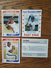 1991 Tulsa Drillers Team Up ( Ivan Rodriguez)