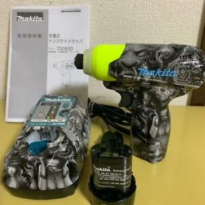 Makita Impact Driver TD090D 10.8v  Custom original pattern refurbished
