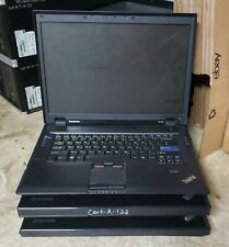 3 Lenovo Sl500 Thinkpad Intel Core 2 Duo P8600 No Ram No Hdd For Parts or Repair