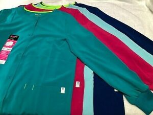 Scrubstar Women's Active Warm Up Jacket - You Pick - Ethical Fabric Medical NWT