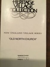 Department 56 New England Village Series Old North Church