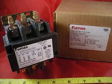 Furnas 42DE35AG106 Definite Purpose Magnetic Contactor Ser C 3 Pole 50a 600v New