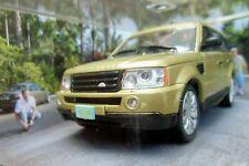 007 JAMES BOND Range Rover Sport - Casino Royale - 1:43 BOXED CAR MODEL