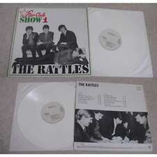 THE RATTLES - Show 1 Rare LP Colored White Star Club Records Garage Beat