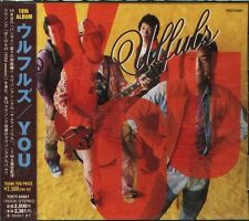 ULFULS - You - Japan CD - NEW - J-POP - 12Tracks