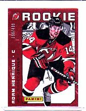 ADAM HENRIQUE  2012 PANINI NATIONAL REDEMPTION #29 RC CARD  MACH #156/499