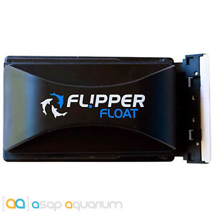 Flipper Float Standard 2 In 1 Magnet Aquarium Algae Cleaner (Glass or Acrylic)