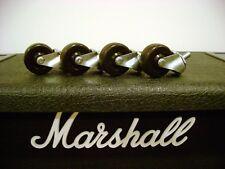 USA Marshall Cabinet Casters Amplifier Amp Guitar JCM JVM DSL 1936 1960 Wheels