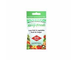 Marnie's Keep Fresh Fruit and Vegetable Refill Pack - Last 3 Months