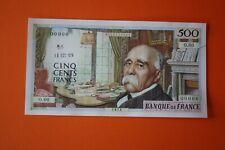500 francs Georges Clemenceau 2éme projet en 1976 - copie -