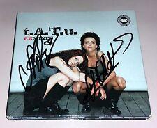 T.A.T.U. 2CD+1DVD REMIXES  SIGNED DIGIPACK  LTD. ED. FOR COLLECTORS