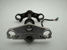 Suzuki GSX600 GSX 600 F #6111 Triple Tree / Clamps & Ignition Switch