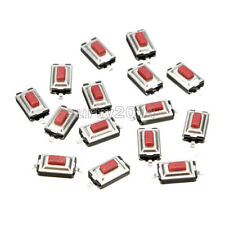 20pcs 3X6X2.5mm Tactile Push Button Switch Tact Switch Micro Switch 2 Pin SMD