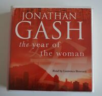 The Year of the Woman: by Jonathan Gash - Audiobook - 9CDs