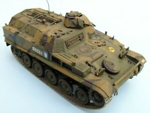 AMX-13 VCI ,French Armored personnel carrier,scale 1/35,Hand-made plastic model