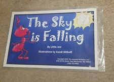 The Sky is Falling Teacher Children's Large Story Cards/Posters