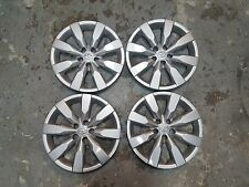 "1 Set Of 4 New 2014 14 2015 15 2016 16 Corolla 16"" Hubcaps Wheel Covers 61172"