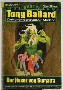 TONY BALLARD Nr. 3 / 1983-1991 Bastei / DER HEXER VON SUMATRA
