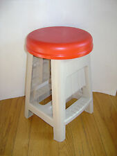 Step 2 Chair Stool Replacement for Desk Preschool Toddler Toy RETIRED
