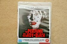 BLU RAY THE PERFUME OF THE LADY IN BLACK  ( STUDIO 88 FILMS )  NEW UK STOCK