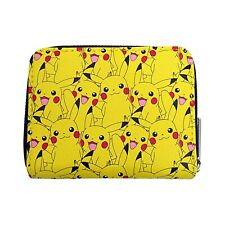 Loungefly Pokemon Pikachu Expressions Zip Around Wallet NEW IN STOCK