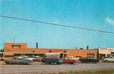 A View of the IGA, Therons Country Store, Lisbon Road, Columbiana OH